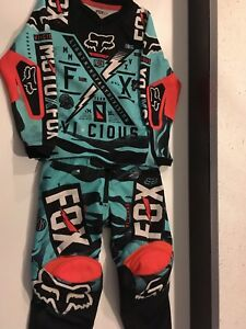 Vêtements motocross junior