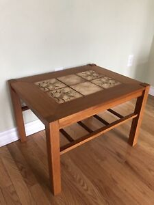 Teak Mid Century Modern Coffee Table - Made in Denmark