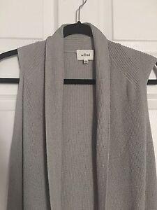 Aritzia Wilfred Dunkirk sweater