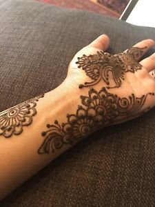 Mississauga Mehndi Henna