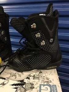 Ladies Burton Feel Good/Lodi Boots/Lexa Bindings