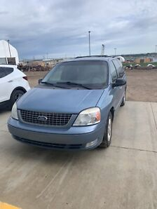 Ford Freestar 2007 Limited Fully loaded