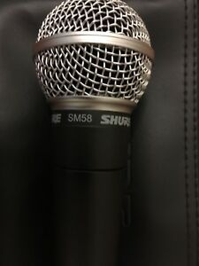 Shure SM58 Microphone 100obo