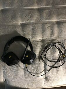Corsair void stereo gaming headset $70 obo Barley used!