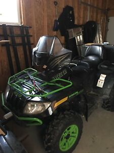 Articat 700 2-up special edition 8000 obo