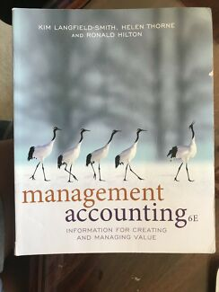 Management accounting information for managing and creating value management accounting 6th edition fandeluxe Images