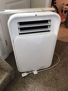 Mobile ac and heater unit