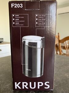 Coffee grinder-electric
