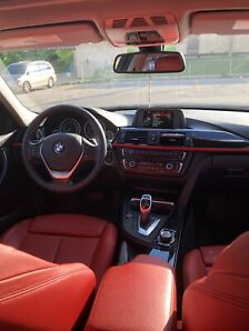 2015 BMW xDrive Red Interior!