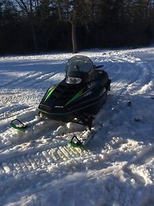 Arctic Cat EXT 580 EFI