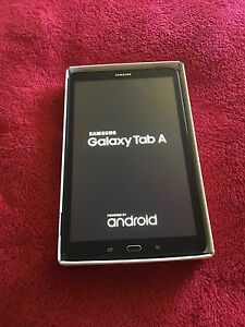 New tablet galaxytab a