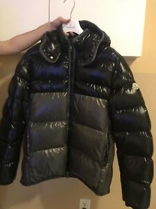 Moncler two tone Harry jacket XL with cover