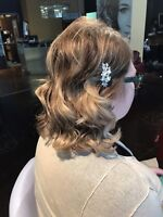 Professional On-location Hairstylist