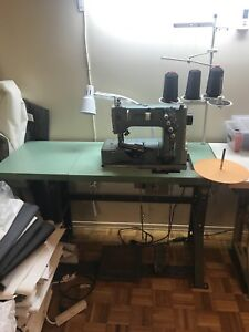 Juki MF-890 industrial professional sewing  machine