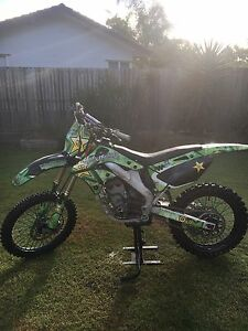 KX250F Chermside West Brisbane North East Preview