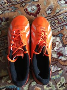 Men's Adidas indoor soccer shoes