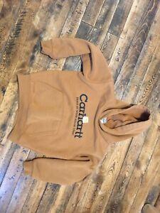 Carhartt hoodie size 4/5