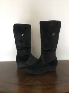 Seal Skin Boots