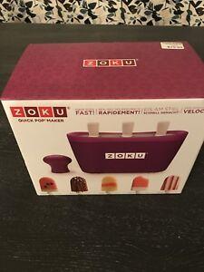 ZOKU Quick POP Maker $60