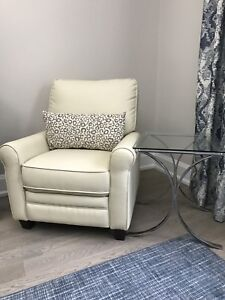 Ivory Chair (pillow is optional)