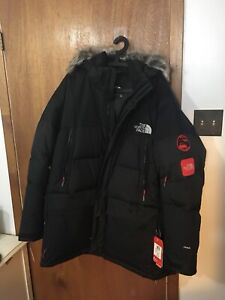 brand new with tag men XXL the North face Vostok parka black
