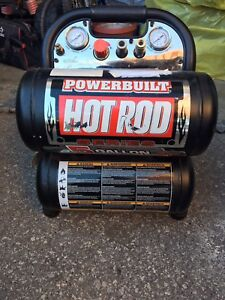 POWER BUILT HOT ROD AIR COMPRESOR 3.HP best offer can take it
