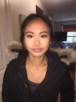 Makeup Application $40