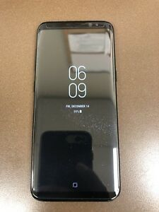 Samsung S8 64GB Unlocked with Accessories 9.5/10 Shape