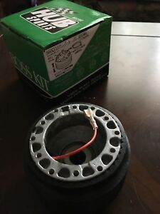 Nissan steering wheel adapter 240z Datsun