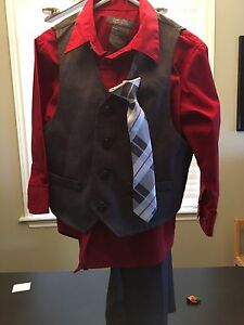 Boys dress suit