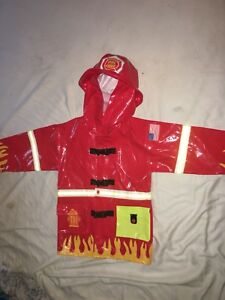 Fire man coat