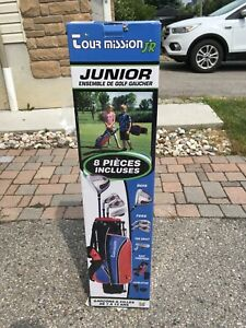 Jr. golf club set