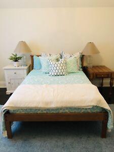 Beautiful Double Bed Bedroom Set