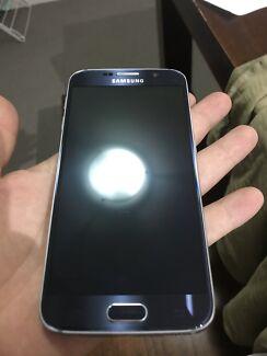 Galaxy S6 black unlock as new condition