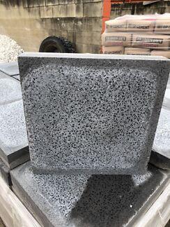 300x300x50 polished concrete pavers