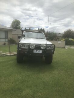 1994 80 series Toyota Land Cruiser Kilsyth Yarra Ranges Preview