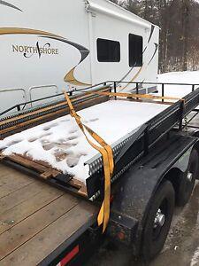 tv-Utv-skidoo- sled deck 4-10 8foot box  Chevy