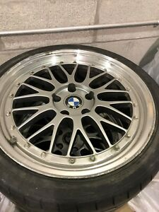 Bmw mags 235/45/19 - 275/30/19