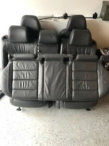 Volkswagen Jetta/Golf/Rabbit MK5 seats / bancs
