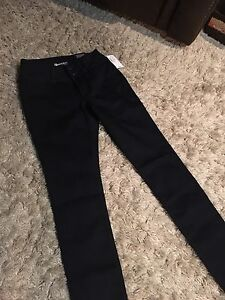 Brand new Ladies blue/black skinny jeans size 27