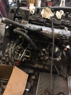 Wanted: 2007 hilux engine