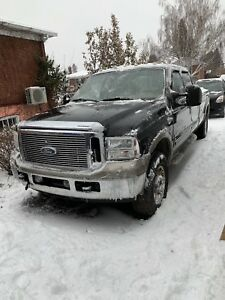 F250 diesel King Ranch