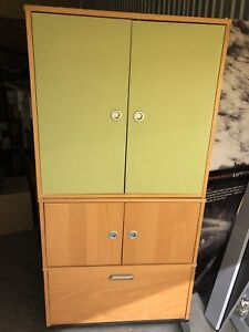 Pair (2) IKEA storage units. Photo shows 1 of 2 available