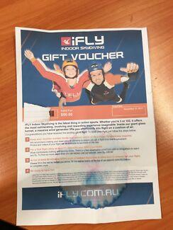 IFLY Indoor Skydive voucher