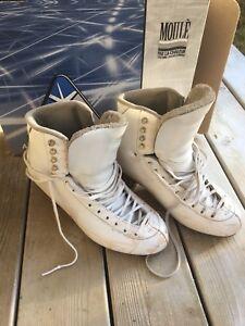 Jackson Elite figure skating boot