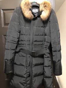 New Danier Down & leather winter jacket