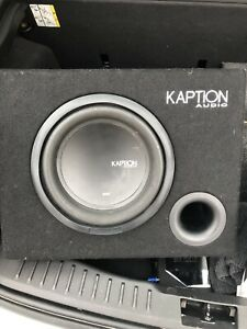 Kaption subwoofer