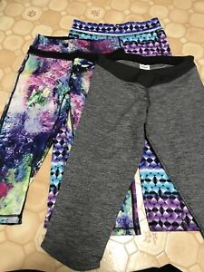 Lot of 3 workout capris