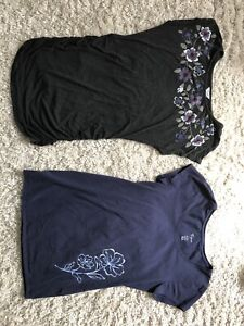 Maternity tops - size S