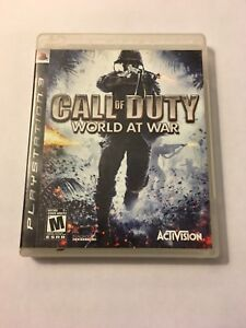 $15 PS3 Call of Duty Games